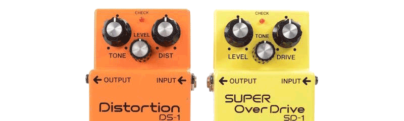 Overdrive/Distortion/Fuzz