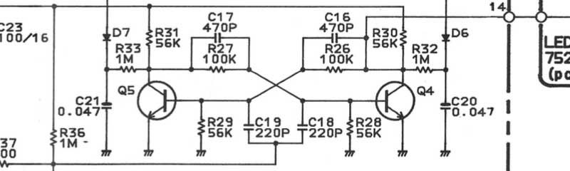 FET switching