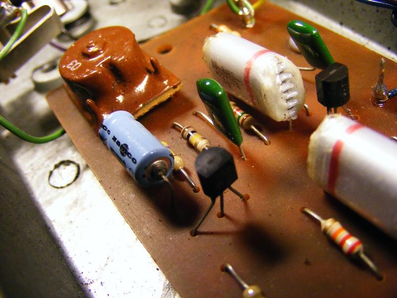 A pick maker finds a wah (part 1) – stinkfoot se
