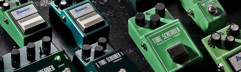 Tube Screamer genealogy